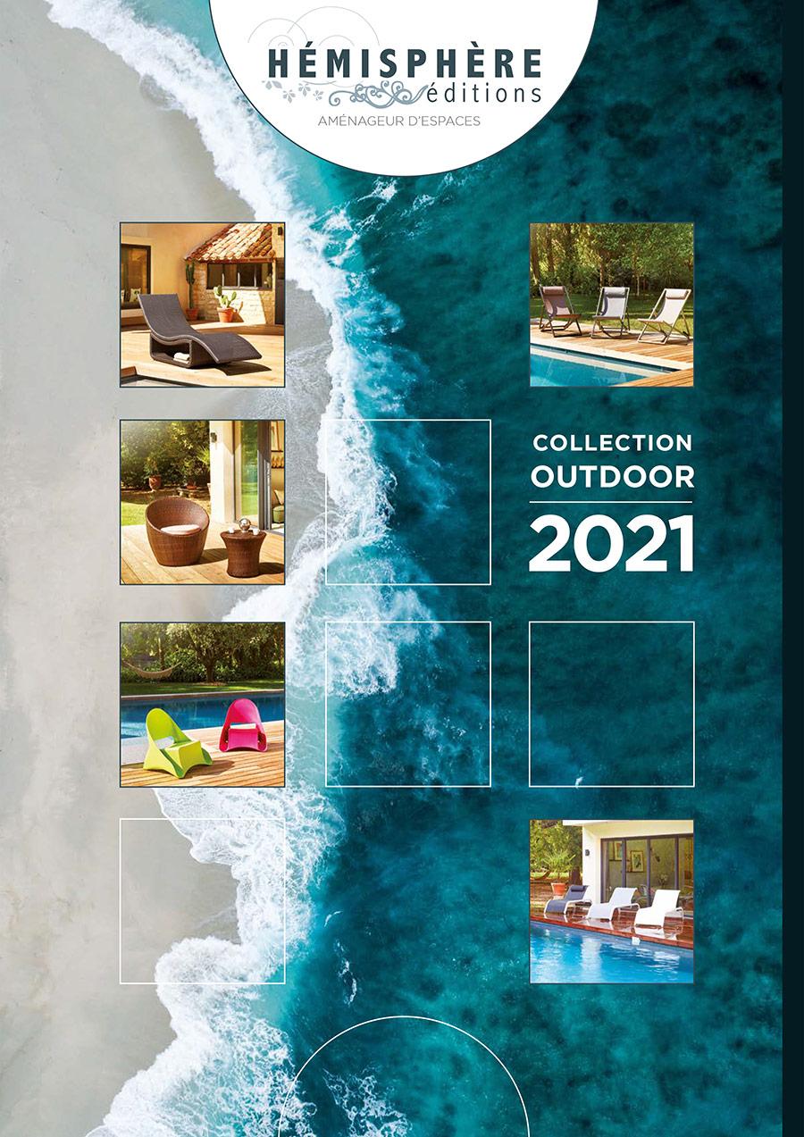 Catalogue design 2021